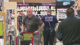 Ravitz Family ShopRite in Cherry Hill hosts night for law enforcement and first responders