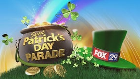 How to watch the St. Patrick's Day Parade special on FOX 29