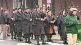 St. Patrick's Day Parade in Philadelphia canceled