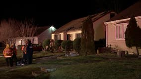 Officials: One dead in house fire in New Castle County