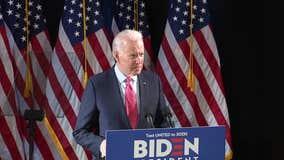 Biden, Sanders offer contrasts to Trump during outbreak