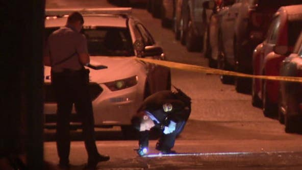 5 people, including toddler and 2 teen girls, shot at birthday party in North Philadelphia