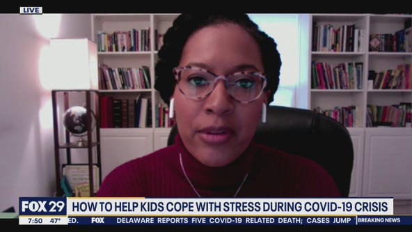 How to help your kids cope with stress during the COVID-19 pandemic