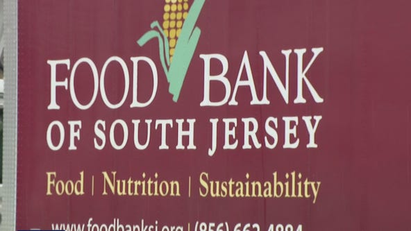 Food Bank of South Jersey sees 200% increase in need amid coronavirus pandemic