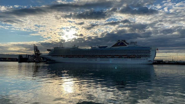 Two Grand Princess passengers die of coronavirus: health officials