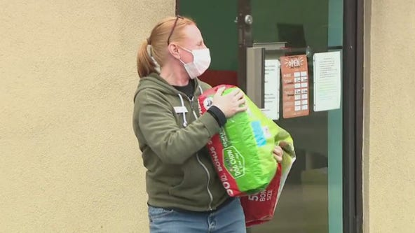 Reading pet pantry in need of food donations