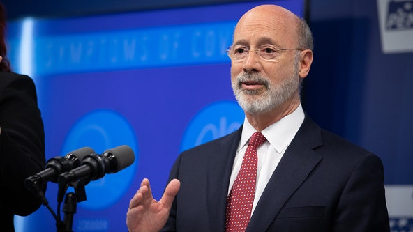 Governor Wolf: 'Light at the end of the tunnel' in virus fight