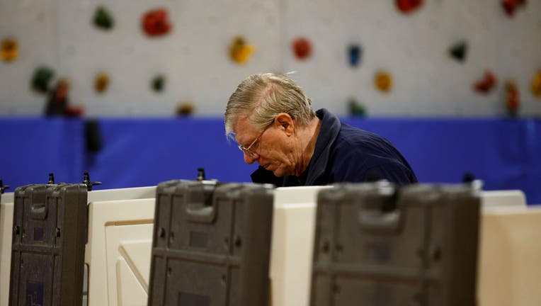 Michigan Voters Go To The Polls In Hotly Contested Primary