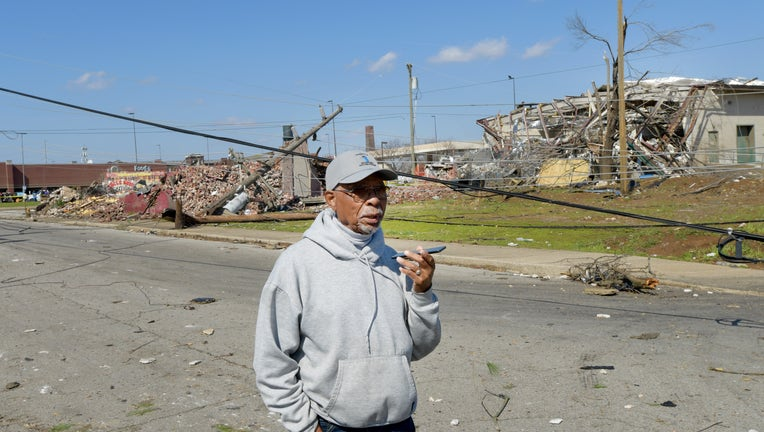 8b0250f7-Over 20 Dead After Tornadoes Roar Across Tennessee, Including Nashville