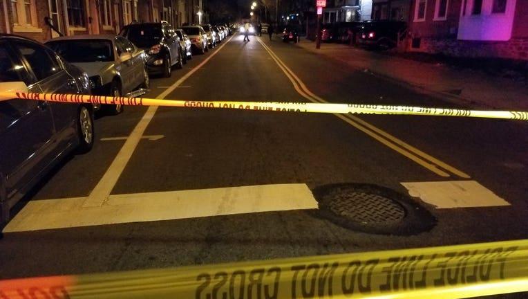 Boyton Street police-involved shooting