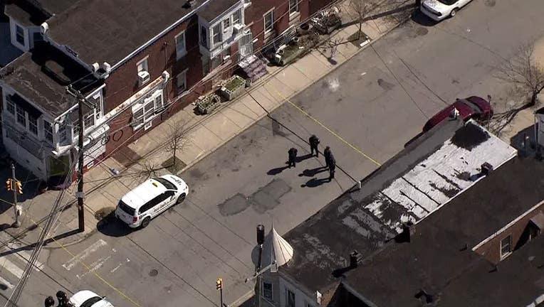 Girard Avenue double shooting