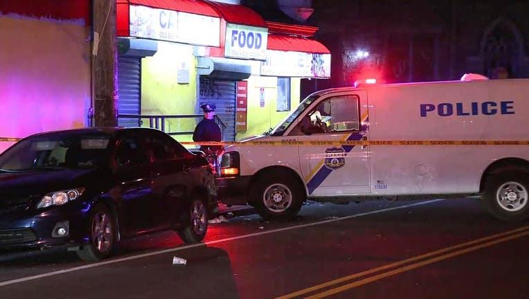 Ridge Avenue homicide