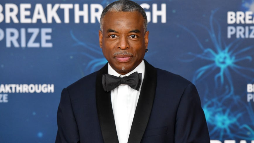 'Reading Rainbow' star LeVar Burton wants to livestream reading books amid coronavirus pandemic
