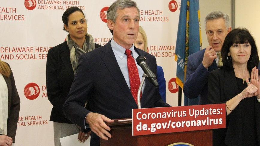 Delaware reports 5 coronavirus deaths; 214 cases