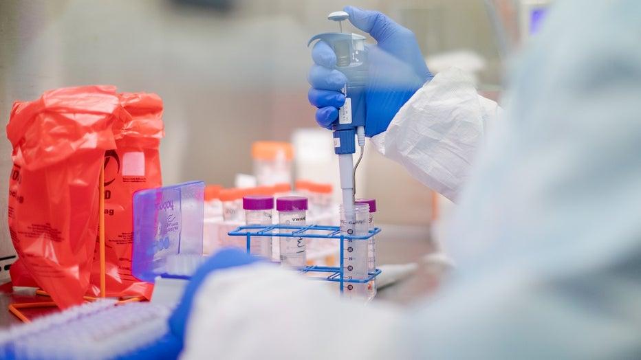 Pennsylvania coronavirus lab