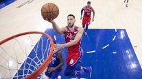 Report: Sixers' Simmons ready to play if season resumes