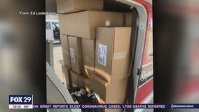 Nonprofit ships out critical supplies needed in fight against COVID-19