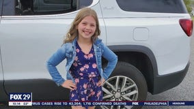 9-year-old Gloucester County girl holds birthday food drive
