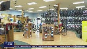Bike shops deemed an essential businesses during COVID-19 shutdown