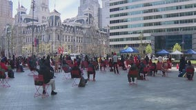 Philadelphia ministry holds Easter service for people in need