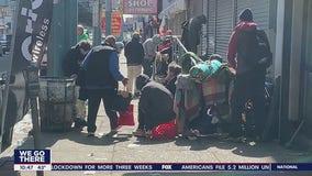 Addiction battle unabated in Kensington during virus lockdown