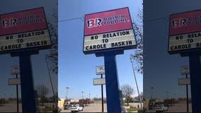 Baskin-Robbins in Kansas posts 'Tiger King' joke about Carole Baskin on sign, sees sales double