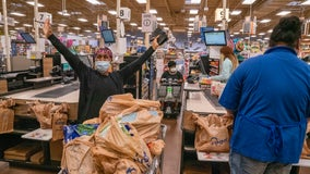 Tyler Perry shocks seniors by paying for groceries at Atlanta Krogers