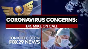 Dr. Mike On Call: Answering your coronavirus questions Wednesday on FOX 29