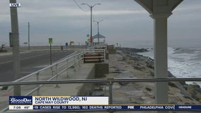 Officials limit access at Jersey Shore beaches amid health crisis