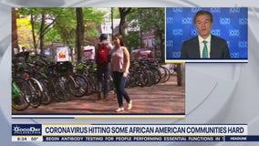 Coronavirus hits some communities harder than others