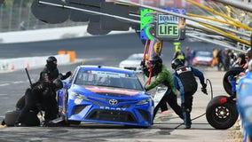 North Carolina governor OKs NASCAR to race at Charlotte
