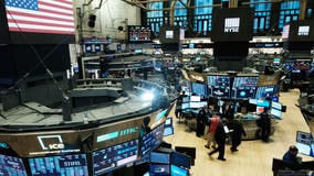 Stocks jump on banking M&A talk, coronavirus vaccine progress