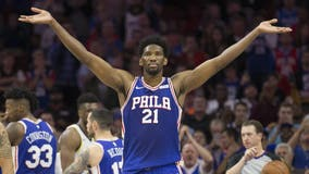 Embiid, 76ers partners team up for $1.3 million donation to healthcare workers battling COVID-19