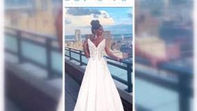 Virtual wedding dress shopping during the time of the Coronavirus