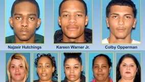 AG: 8 charged after NJ trooper shot during confrontation with 'hostile mob'