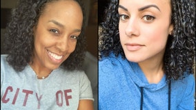 Shaina Humphries shares natural hair journey, inspires others on Good Day Philadelphia