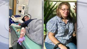 Woman donates plasma to aunt, another man after recovering from COVID-19