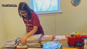 Chester County teen lifts spirits of seniors citizens with coloring books and puzzles