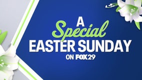 Special Easter Sunday services on FOX 29