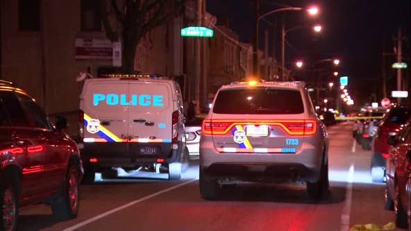 Police: Woman, man wounded after shooting at officers in South Philadelphia