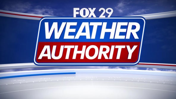 Weather Authority: Cooler, partly sunny Tuesday