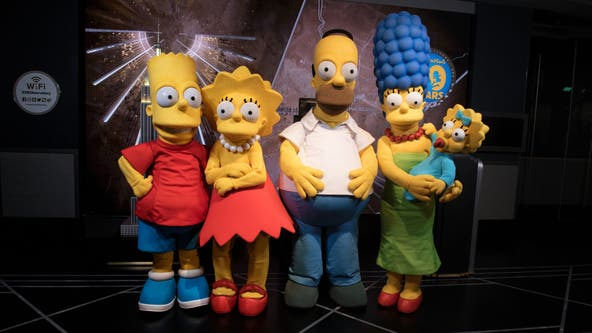 Family recreates 'The Simpsons' opening sequence amid coronavirus isolation
