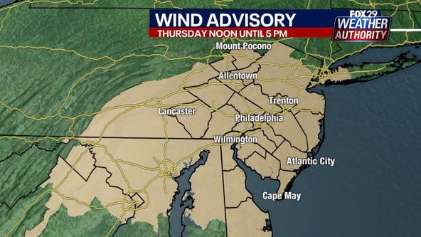 Weather Authority: Wind advisory in effect after thunderstorms leave wake of damage, power outages