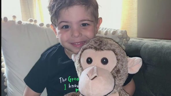 4-year-old boy from Cherry Hill thriving after liver transplant