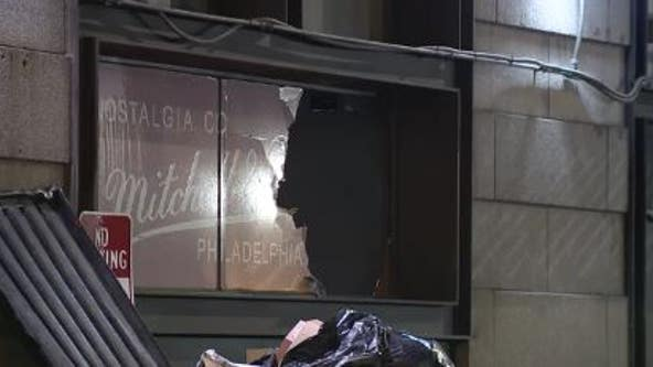 Police investigating break-in at Mitchell & Ness store in Center City
