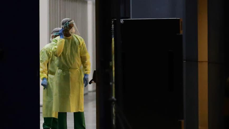 Global coronavirus death count tops 100,000, according to Johns Hopkins