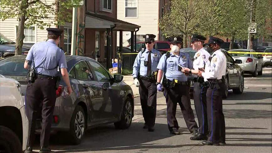 2 dead, several injured after violent day in Philadelphia