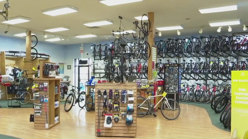 Bike shops deemed an essential businesses during COVID-19 shutdown