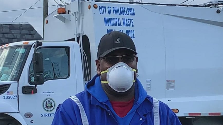 Sanitation workers face challenges every day during COVID-19 pandemic