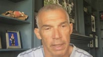 Phillies manager Joe Girardi teaches math to students